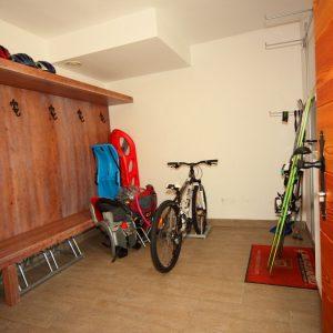 Apartmaji Budinek - shramba